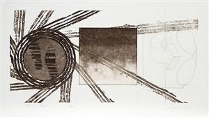gravity feed [2nd state] by james rosenquist